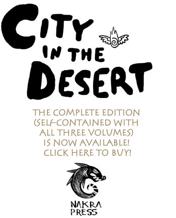 Buy City in the Desert the Complete Edition!